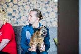 TV3 VIDEO | Marek Sadam annab koos enda koeraga kontserte