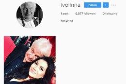 Ivo Linnale tehti Instagrami konto - igas sekundis lisandub sadu jälgijaid
