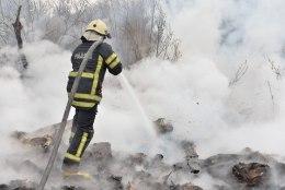 Suitsetamisest alguse saanud tulekahju nõudis noore inimese elu
