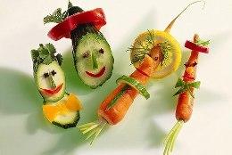 Viis nippi, kuidas suurendada lastes köögiviljaarmastust