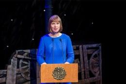 Poliitika.guru Kaljulaidi kõnest: ei ole kindlasti võimalik enam öelda, et president on meile tundmatu