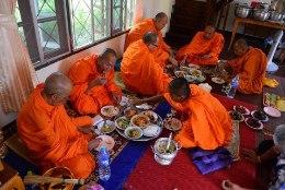 Buda mungad õnnistasid Grand Uustalude pere värskeimat liiget Neytirit