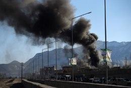 Kabulis hukkus kahes Talibani enesetapurünnakus vähemalt 16 inimest
