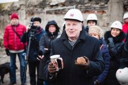 Prokuratuur kontrollib Sarapuu seost Tallinna prügiäriga