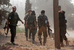 Saksamaal vahistati sõjakuritegudes ja tapmistes süüdistatav süürlane