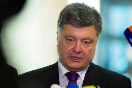 Porošenko: Kiiev on Donbassi üle kontrolli kaotanud
