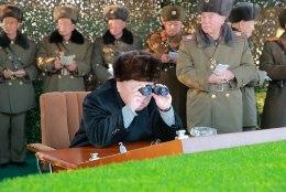Põhja-Koreal nurjus raketikatsetus