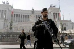 Euroopa Liit peab Roomas sünnipäeva