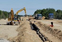 Suvel jätkub Tallinna–Tartu neljarealise maantee ehitus