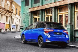 Toyota tõi Genfi autonäitusel parketile värske Yarise ja Yaris GRMN-kuumpära