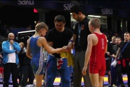 VIDEO | Eesti noormaadlejat HAMMUSTANUD Venemaa sportlane diskvalifitseeriti!