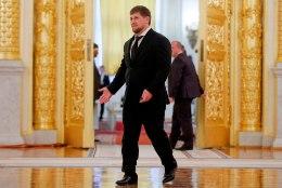 Tšetšeenia võimud andsid korralduse geide vahi alla võtmiseks, üle saja mehe on kadunud