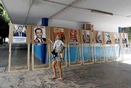 Prantslased valisid presidenti, kellega nad juba ette rahul pole