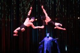 Vaatemänguline Cirque du Soleil tuleb taas Tallinnasse