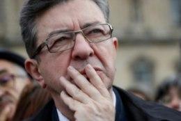 Presidendikandidaat Melenchon jagab valimissoovitusi