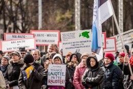 UURIMUS: üle poole eestlastest toetab jätkuvalt Rail Balticut