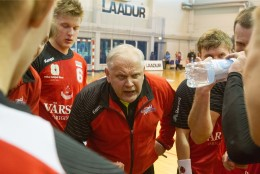 PALJU ÕNNE! Põlva Serviti krooniti Eesti käsipallimeistriks