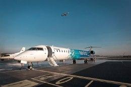 Nordica jättis reisijad maha, et ministrid koju lennutada