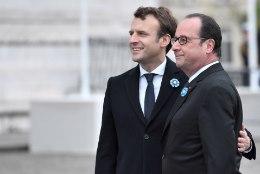Emmanuel Macron saab oma valdusesse tuumakohvri