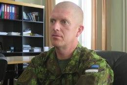 Brigaadikindral Herem: oskame täna sõdida paremini kui kunagi varem ja meil on millega sõdida
