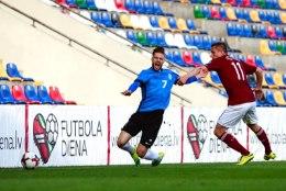 7 VÕTIT | Vahetusmehed lõpetasid 12aastase ootuse, Läti - Eesti 1:2 + GALERII