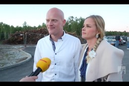 """ÕHTULEHE VIDEO   """"Naabrist parem"""" napilt võidust ilma jäänud Rasmus ja Egle: meil polnud lihtsalt nii palju fänne!"""