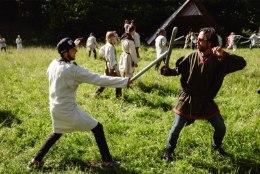 GALERII ja VIDEO | Varbolas peeti jaanipidu viikingivaimus