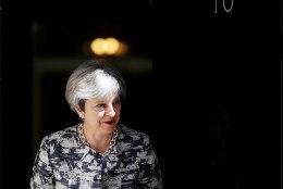 Suurbritannia sai vähemusvalitsuse