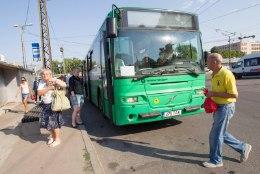 Kolm Tallinna bussiliini suunatakse ümbersõidule