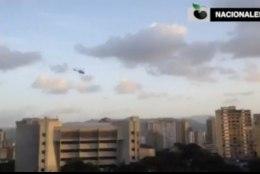 VIDEO   Venezuelas rünnati helikopterilt riigikohtu hoonet