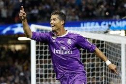 Maailma rikkaimate sportlaste seas on vaid üks naine, esikohal troonib Ronaldo