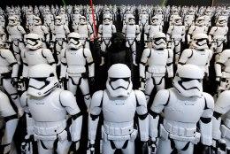 VIDEO   Vene tulevikusõdurid meenutavad Star Warsi rünnakrühmlasi