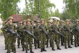 FOTOD | Kuperjanovi pataljonis algas baasväljaõpe