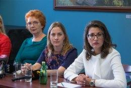 """""""Kolm õde"""" käisid Keskerakonna juhtide ette radikaalsed nõudmised"""