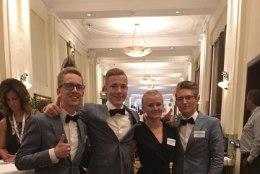 Võit äädikakärbeste üle tegi eesti noortest Euroopa parimad