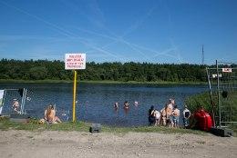 Eestlaste ujumisoskus pole kiita: üle poole ei oska ujuda