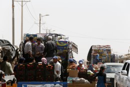 Eestlased aitasid Jordaania pagulaslaagrisse veesüsteemi ehitada