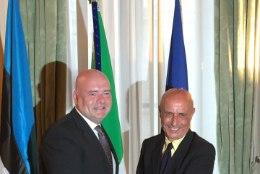 Siseminister Anvelt lubas Itaaliale saata Euroopa Liidust illegaalid välja