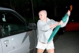 Britney kurikuulus rünnakvihmavari läheb oksjonile