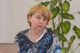 Marje Josing eestlaste alkolembuse kohta levitatud valeinfost: ''See on suur rumalus.''