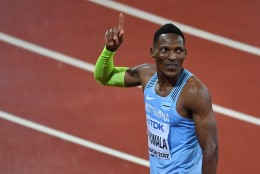 """Isaac Makwala: """"Andsin end jumala hoolde, mu süda on endiselt murtud."""""""