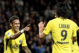 VIDEO | Neymar ei valmistanud pettumust, mehe debüüdil värav ja väravasööt