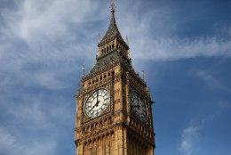 Big Ben vaikib järgmiseks neljaks aastaks