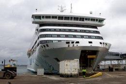 KUIDAS SIIS NII? Reisija juhatati Rootsi laeva asemel hoopis Soome alusele!