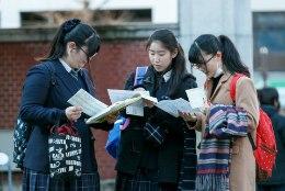 Jaapani keskkool jättis Põhja-Korea hirmus kooliekskursiooni ära
