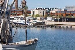 Müügikortereid Admiraliteedi basseini äärde Porto Francosse ei tule