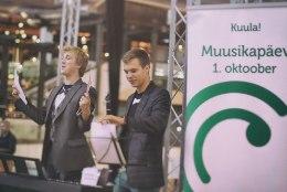 Muusikapäeva korraldaja: kuigi tasu ei saa, annaks mõni esineja rohkemgi kontserte, kui kavva mahub!
