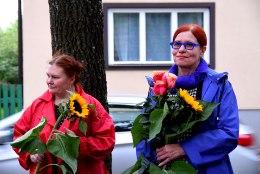 GALERII | Signe Kivi kunst kolis kolmeks päevaks üürikorterisse