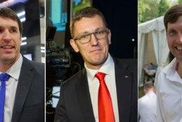 Tallinna linnapea kandidaatide esikolmik eestlaste seas on Vakra, Michal ja Helme
