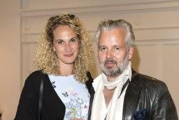 Norra printsessi eksmees näitas uut blondi pruuti